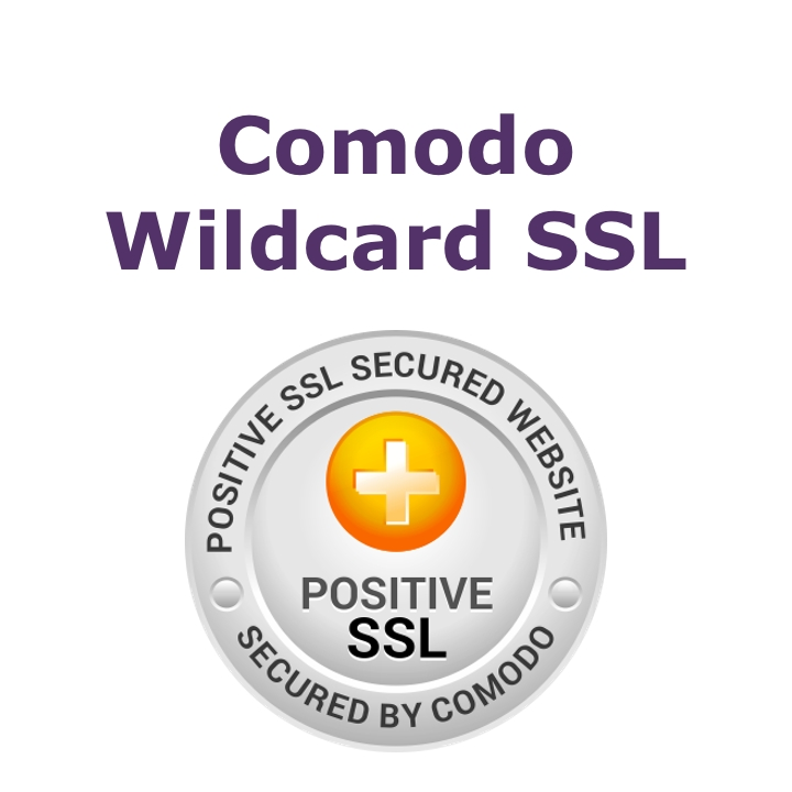 Comodo Wildcard SSL Certificate (Annual Fee)
