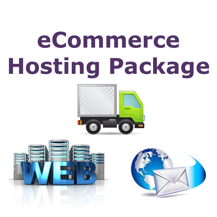 eCommerce Web and Email Hosting (Annual Fee)