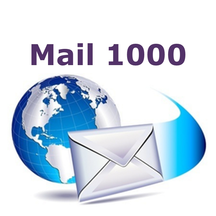 Mail1000 Email Hosting (Annual Fee)