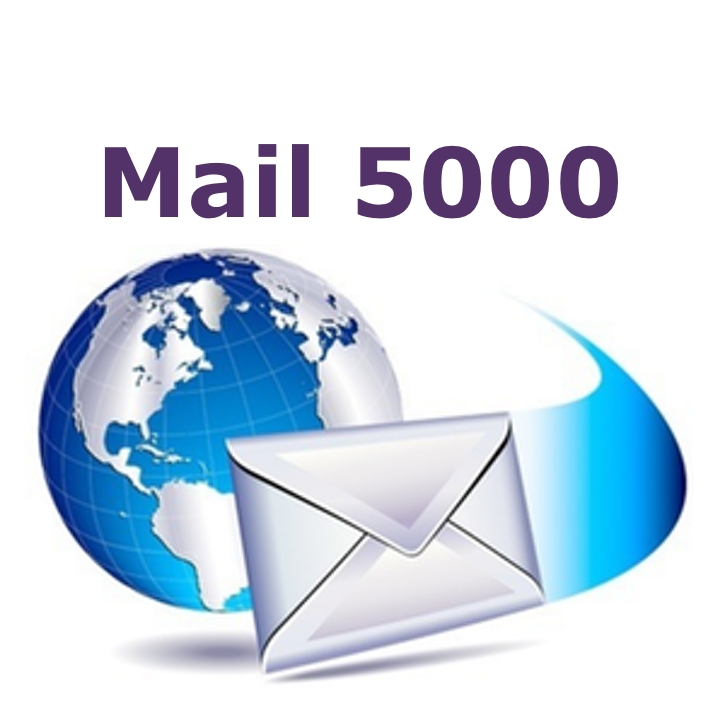 Mail5000 Email Hosting (Annual Fee)