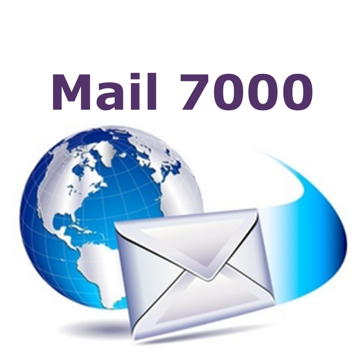 Mail7000 Email Hosting (Annual Fee)