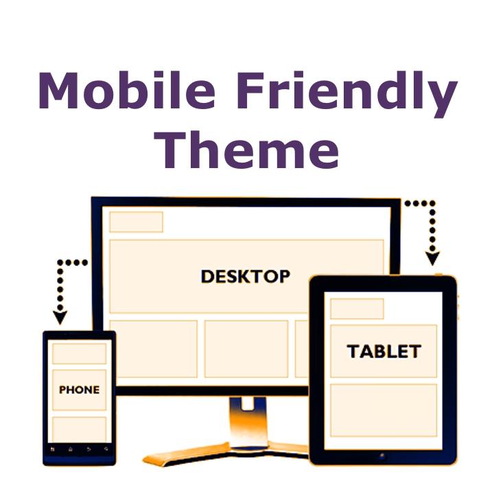 Mobile Theme (Responsive)