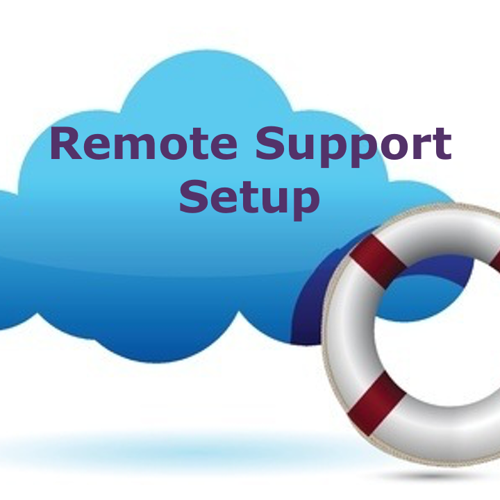 Remote Support Setup (Annual Fee)