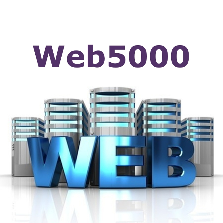Web5000 Web Hosting (Annual Fee)