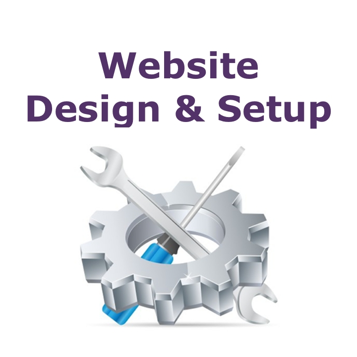 Site Design & Setup